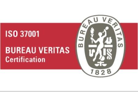 Certificazione UNI EN ISO 37001:2016