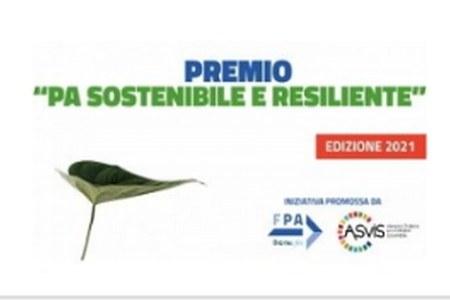 Premio PA Sostenibile e Resiliente 2021