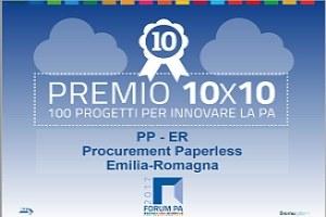 Premio ForumPA 10x10
