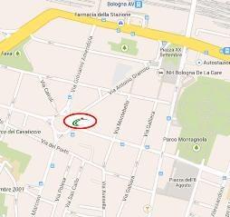 Mappa Via dei Mille 21
