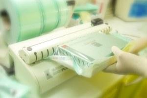 Sterilizzazione e imballaggi