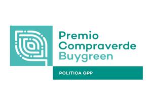 Intercent-ER premiata due volte al Forum Compraverde Buygreen 2021